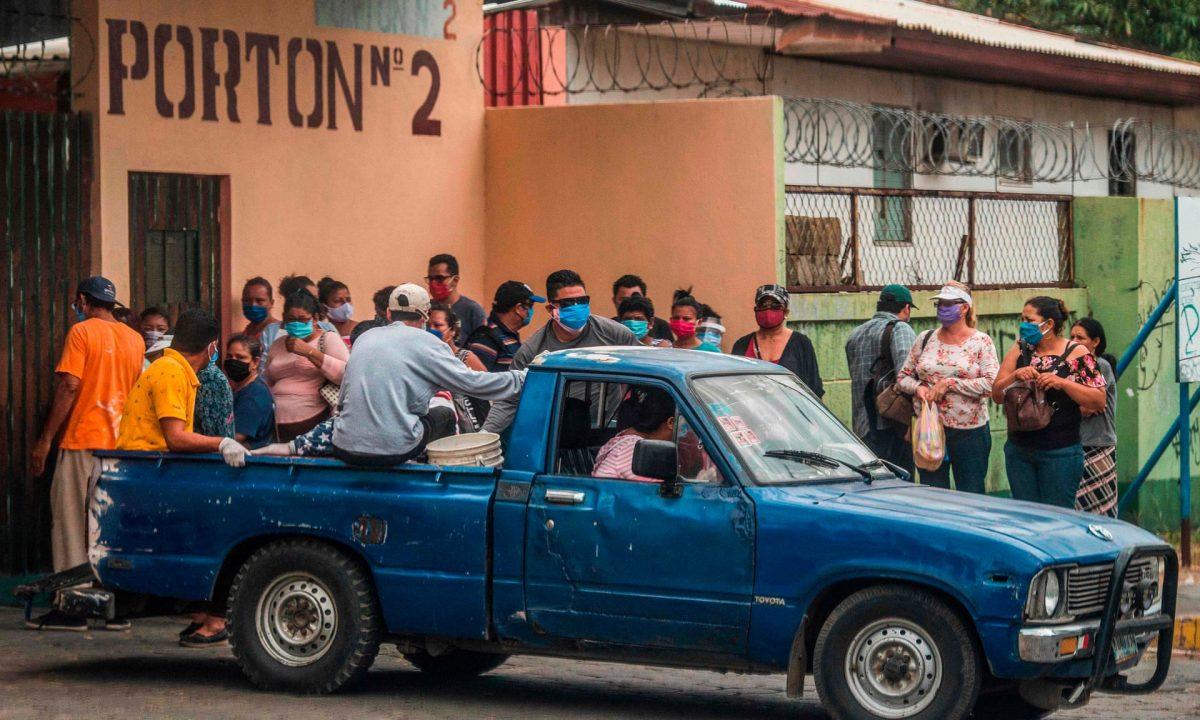 muertes nicaragua
